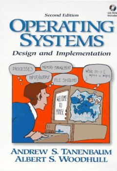 Livres Couvertures de Operating Systems: Design And Implementation: United States Edition
