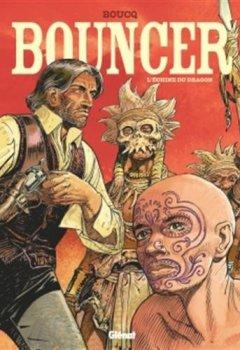 Livres Couvertures de Bouncer - Tome 11: L'Échine du dragon