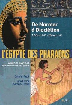 Livres Couvertures de L'Égypte des pharaons - de Narmer, 3150 av. J.-C. à Dioclétien, 284 ap. J.-C.