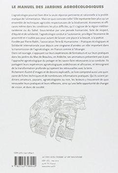 Livres Couvertures de Le manuel des jardins agroécologiques : Soigner la terre mieux nourrir les hommes