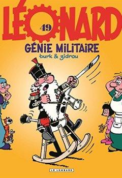 Livres Couvertures de Léonard - tome 49 - Génie militaire