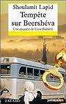 Tempête sur Beershéva