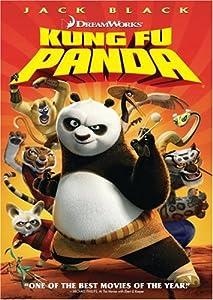 """Cover of """"Kung Fu Panda  (Widescreen Edit..."""