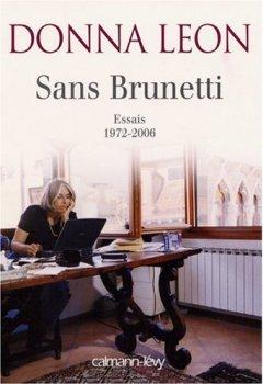Livres Couvertures de Sans Brunetti : Essais, 1972-2006