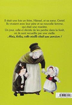 Livres Couvertures de Hänsel et Gretel