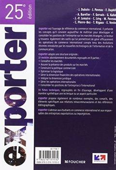Livres Couvertures de Exporter 25e édition