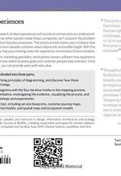 Livres Couvertures de Mapping Experiences