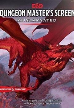 Livres Couvertures de Dungeon Master écran de Reincarnated