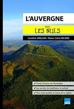 Livres Couvertures de L'Auvergne pour les Nuls poche