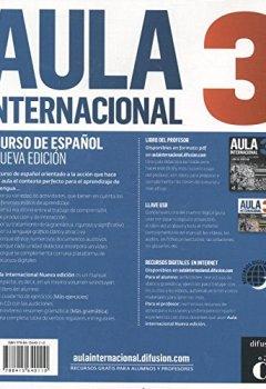 Telecharger Aula internacional 3 B1 (1CD audio MP3) de Jaime Corpas