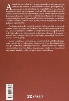 Portada del libro deHistoria de Galicia (Obras De Referencia - Xerais Universitaria - Historia E Xeografía)