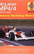 McLaren MP4/4: 1988 (All Models): Owners' Workshop Manual