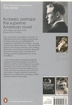 Livres Couvertures de The Great Gatsby