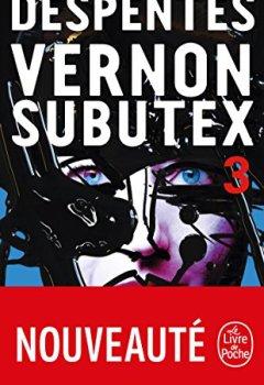 Livres Couvertures de Vernon Subutex (Tome 3)