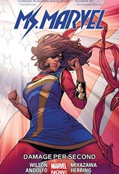 Livres Couvertures de Ms. Marvel Vol. 7: Damage Per Second