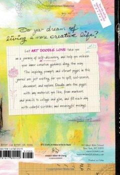 Portada del libro deArt Doodle Love