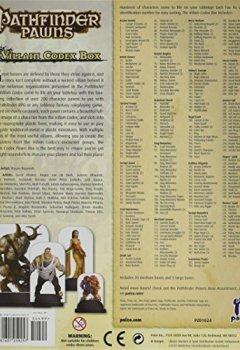 Livres Couvertures de Pathfinder Pawns: Villain Codex Box