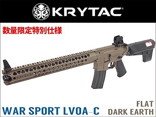【限定品】WAR SPORT LVOA-C FDE 完成品電動ガン LayLax Limited Edition