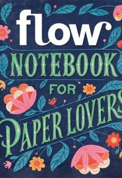Livres Couvertures de Flow notebook for paper lovers