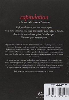 Livres Couvertures de Capitulation volume 1 de la série Surrender