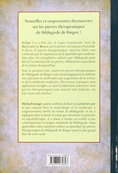 Livres Couvertures de Les Pierres qui guérissent selon Hildegarde de Bingen : Manuel de lapidothérapie, nouvelles découvertes sur d'anciennes sagesses