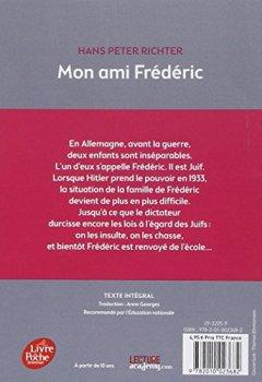 Livres Couvertures de Mon ami Frédéric