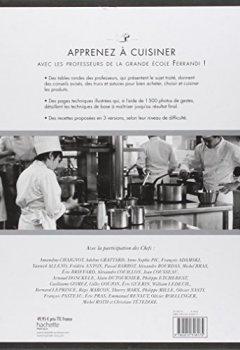 Livres Couvertures de Le grand cours de cuisine FERRANDI: L'école française de gastronomie