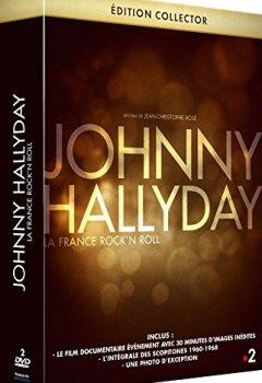 Livres Couvertures de JOHNNY HALLYDAY Edition spéciale : La dernière interview filmée de JOHNNY + bonus exclusifs et inédits + le DVD des scopitones des années 1960 - 1968 + photo