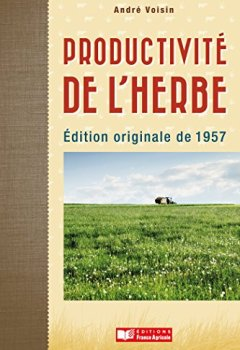 Livres Couvertures de Productivité de l'herbe
