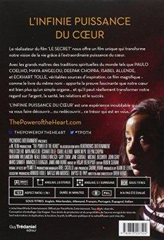 Livres Couvertures de l'Infinie Puissance du Coeur DVD (Vente Ferme)