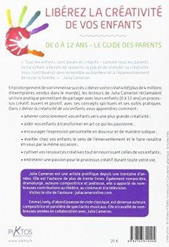 Livres Couvertures de Libérez la créativité de vos enfants - De 0 à 12 ans - Le guide des parents