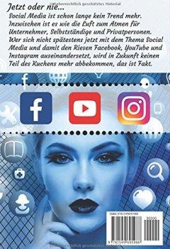Buchdeckel von Social Media: Das Handbuch für Social Media Marketing auf Facebook, YouTube und Instagram für Einsteiger und Unternehmen