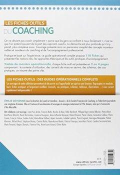 Livres Couvertures de Les fiches outils du coaching