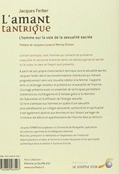 Livres Couvertures de L'amant tantrique : L'homme sur la voie de la sexualité sacrée