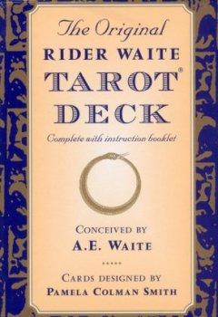Livres Couvertures de The Original Rider Waite Tarot Deck
