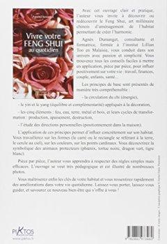 Livres Couvertures de Vivre votre Feng Shui au quotidien