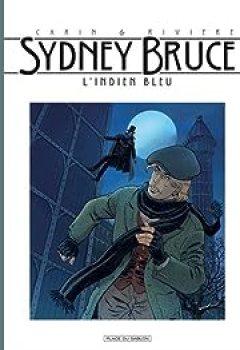 Livres Couvertures de Sydney Bruce : L'indien bleu