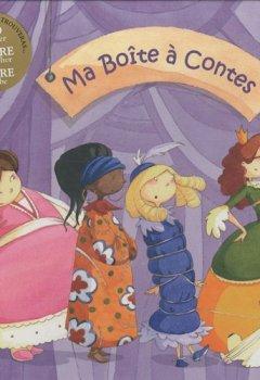 Livres Couvertures de Ma boite à contes (1CD audio)