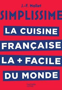 Livres Couvertures de Simplissime La cuisine française