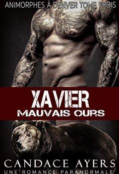 Livres Couvertures de Xavier: Mauvais Ours (Animorphes à Denver t. 3)