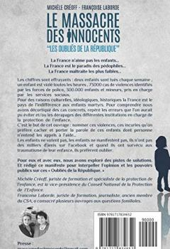Livres Couvertures de Le Massacre des Innocents: Les Oubliés de la République