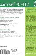 Livres Couvertures de Configuring Advanced Windows Server® 2012 R2 Services: Exam Ref 70-412