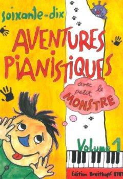 Livres Couvertures de Aventures pianistes (70) Vol.1 --- Piano