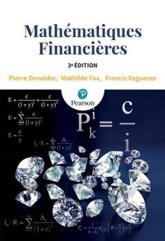 Livres Couvertures de Mathématiques financières 3e édition