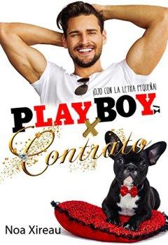 Portada del libro dePlayboy x contrato: Novela romántica, erótica y comedia