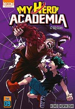Livres Couvertures de My Hero Academia T09 (09)