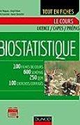 Biostatistique : Le cours