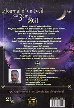 Livres Couvertures de Journal d'un éveil du 3ème œil : Tome 1 - 90 expériences d'un autodidacte du spirituel