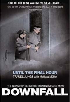 Buchdeckel von Until the Final Hour: Hitler's Last Secretary