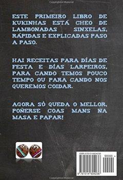 Portada del libro deAs lambonadas de Kukinhas: Volume 1